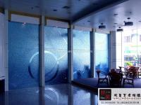 Floor To Ceiling Room Dividers Office Partition Glass ...