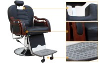 Portable Classic Used Barber Chair For Sale Man Barber ...