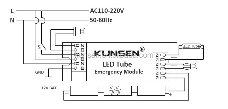 wiring diagram for light switch and plug