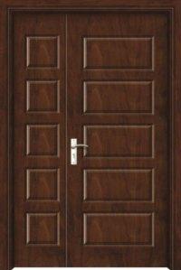 Paneled Doors Designs & ... Beautiful 4 Panel Solid Wood ...