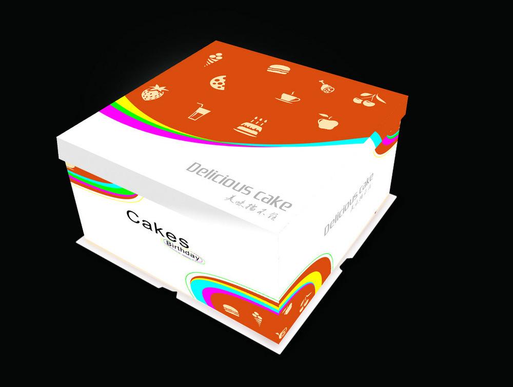Latest Design Cake Packaging Box Cool Cake Box Buy Cake