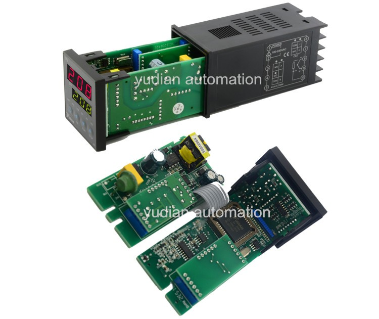 Yudian Ai-218d2 High Accuracy Pid Temperature Controller Rex-c100