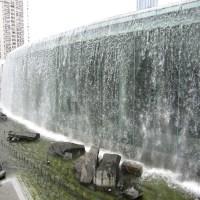 Waterfall Wall Fountain - Home Design