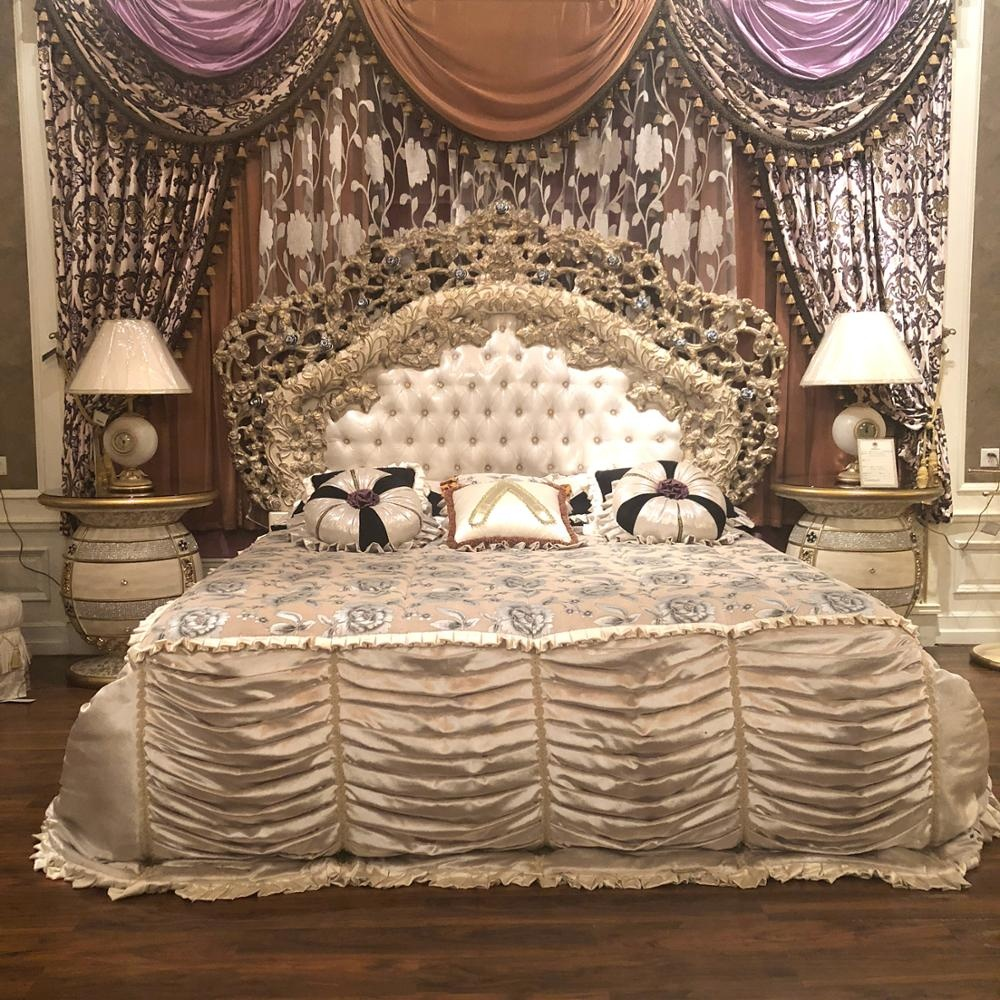 Italian Furniture Bedroom Italian Baroque Style New Model King Size Luxury Wooden Bedroom Furniture Set Buy Wooden Bedroom Furniture Luxury Bedroom Furniture King