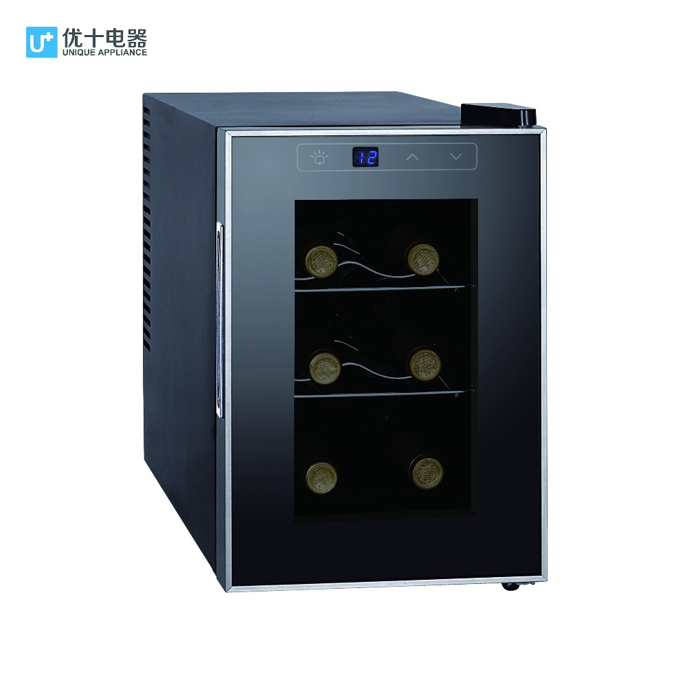 Weinschränke Bosch 16l 6 Bottles Thermoelectric Wine Cooler Electronic Wine Cooler Semiconductor Wine Cooler