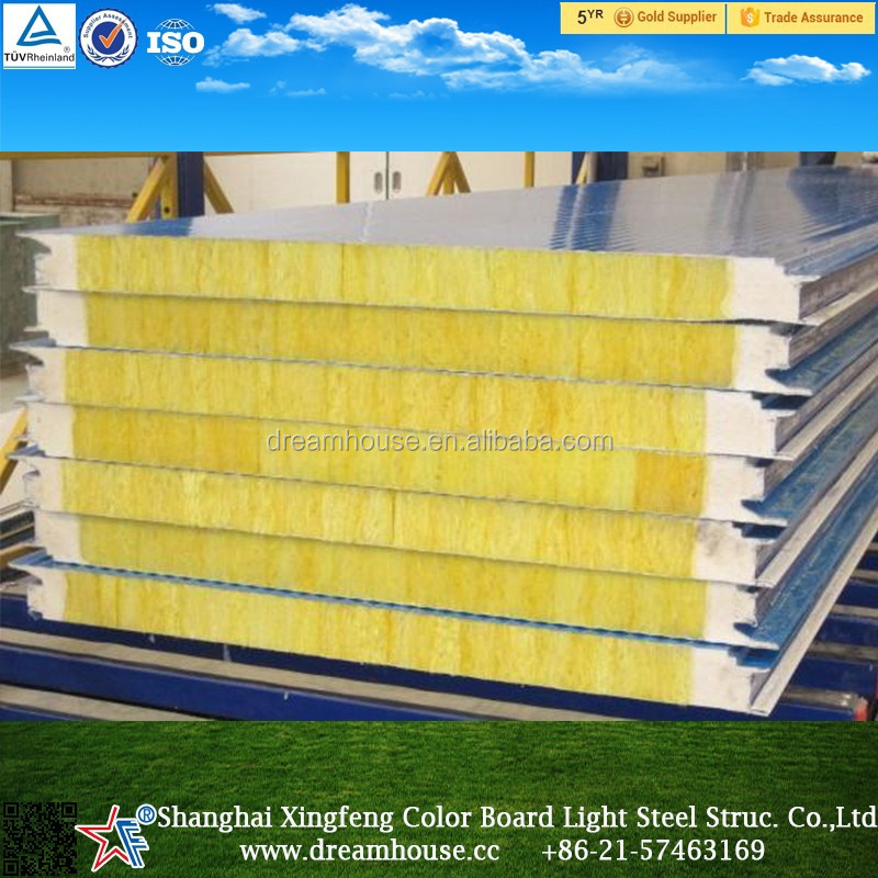 Aluminium Composite Insulated Sandwich Wall Roof Panel