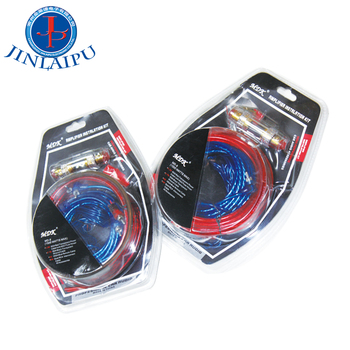 High Quality Best Price 4 Ga Car Audio Power Amplifier Wiring Kit