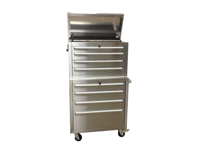 """48"""" Thor Stainless Steel Tool Box Roller Cabinet Tool"""