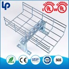 Ventilated Powerful Outdoor and Indoor Wire Mesh Cable Tray