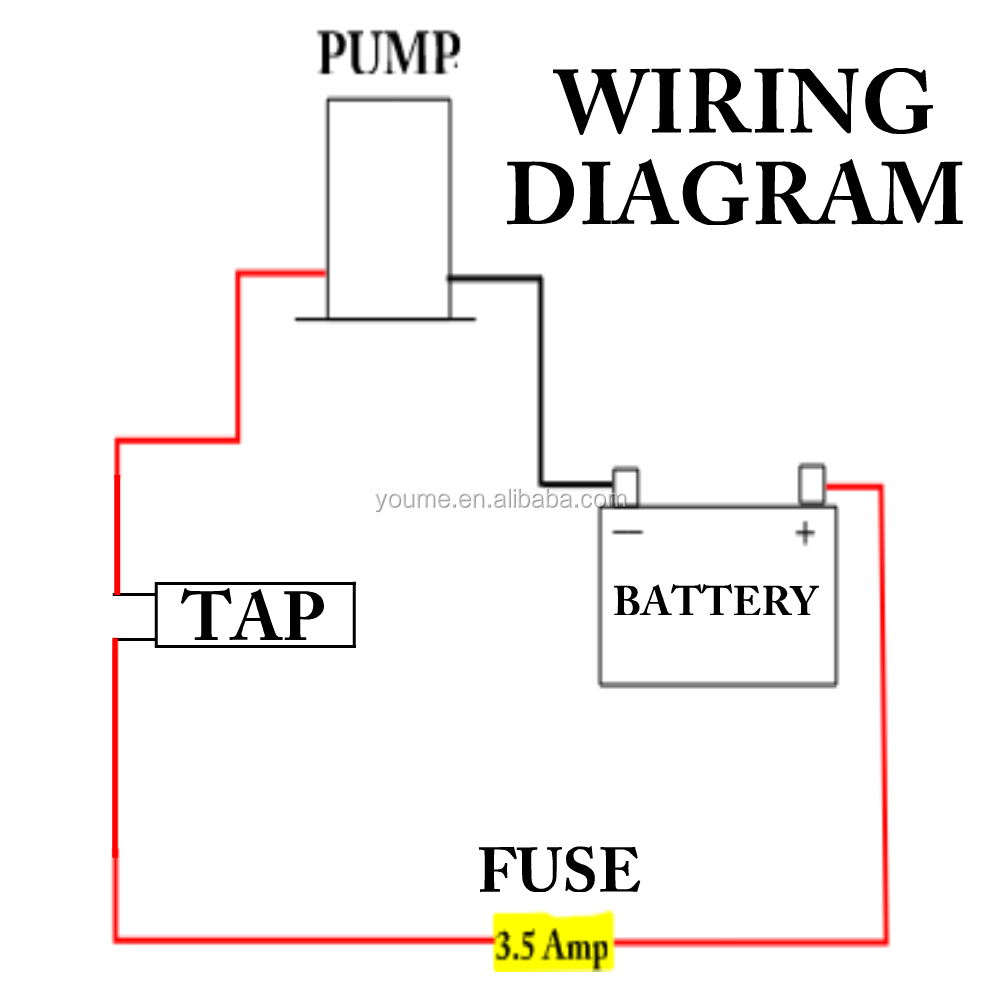 wiring diagram for micro switch tap