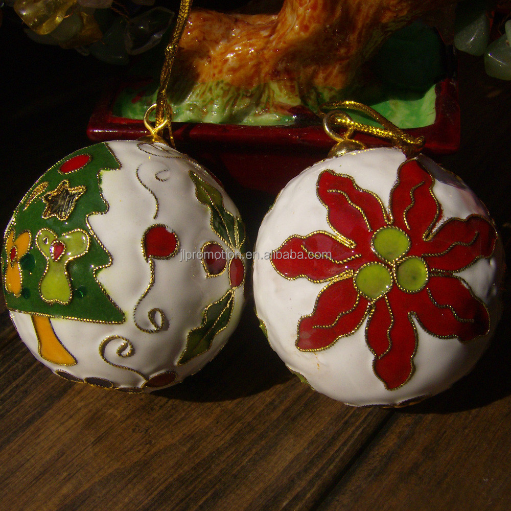 Pantone Christmas Ornaments Cloisonne Hanging Christmasbaubles Plastic Christmas Ornaments For Christmas Tree Decorations Buy Cloisonne Hanging Christmas Baubles Cloisonne