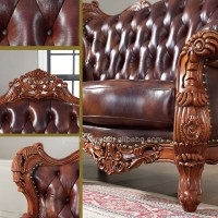 Hand Carved Wooden Antique Sofa Set,Luxury Living Room ...