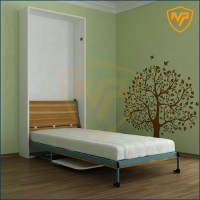 Desk Wall bed mechanism single size murphy bed mechanism ...
