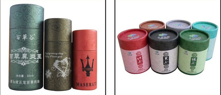 Common Push Up Paper Tube For Lotion Stick With Sgs Report