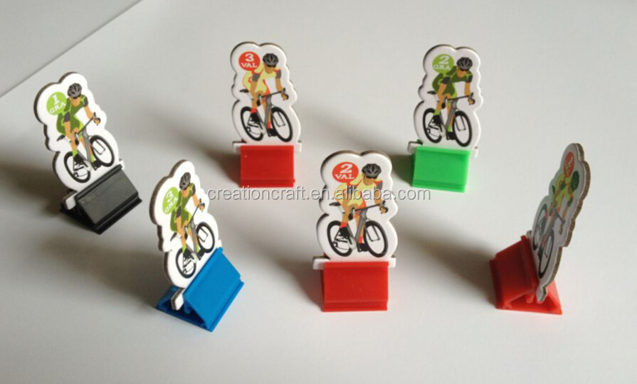 Card Holder Stand Plastic Game Pieces Ccps408