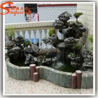 Indoor Artificial Decorative Waterfall Fountain - Buy ...