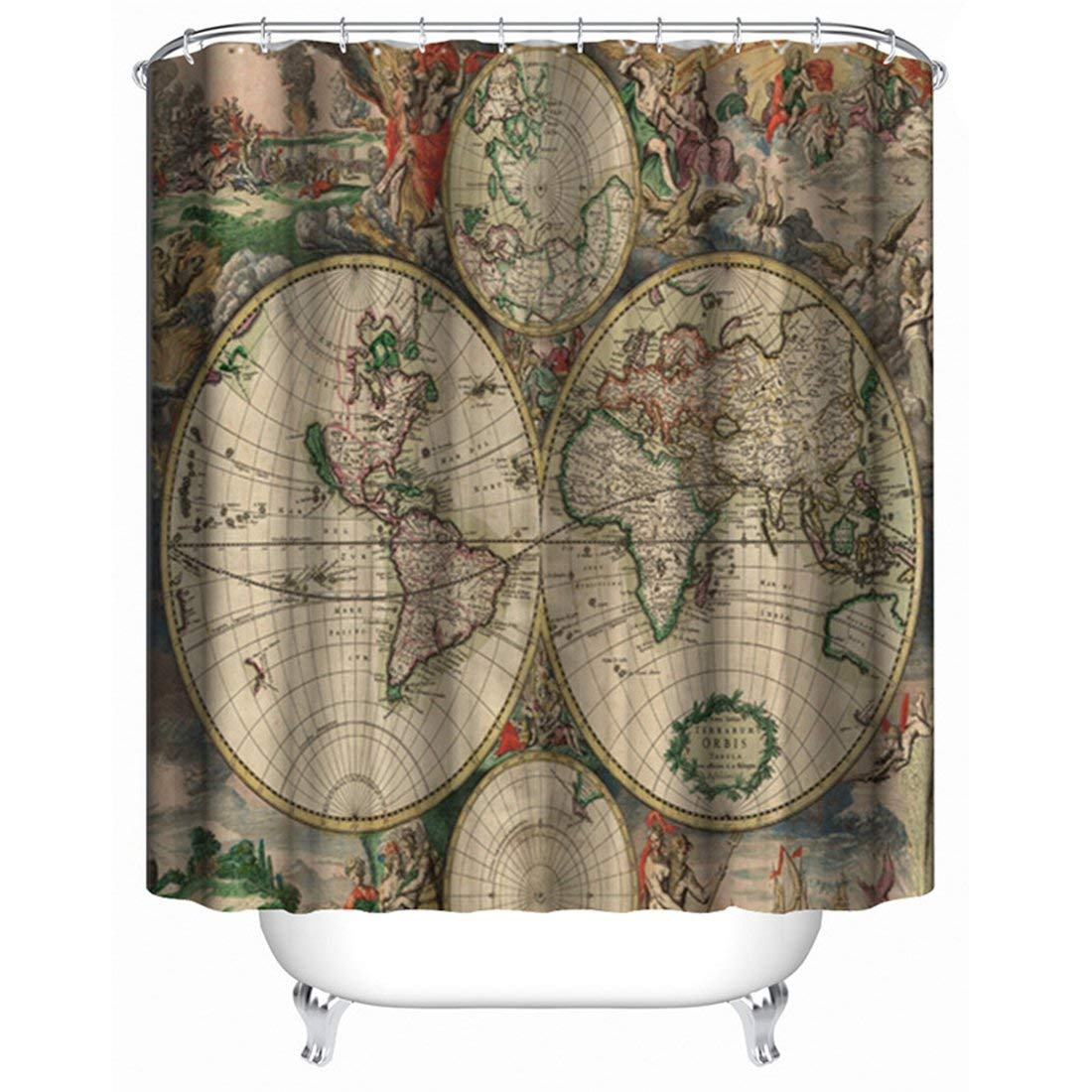 Cheap Rustic Shower Curtains Cheap Shower Curtain World Find Shower Curtain World Deals On