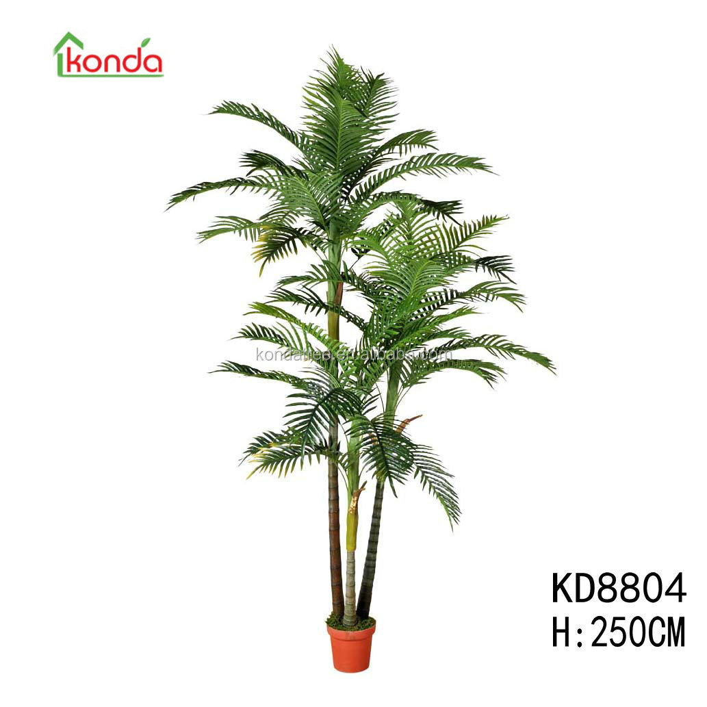 Artificial Areca Palm Tree Potted Plants Artificial Chrysalidocarpus Lutescens Bonsai Synthetic Indoor Coconut Tree Buy Artificial Chrysalidocarpus China Nursery Palm Tree Wholesale Alibaba