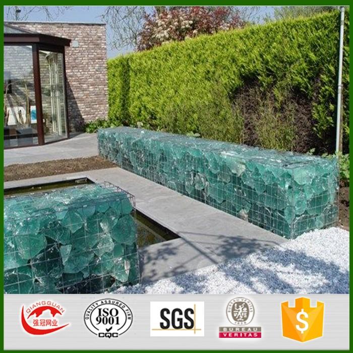 gaviones decorativos de piedra paredes medida ... Vidrio Decorativo Rocas Para Gaviones - Buy Piedras Decorativas De ...