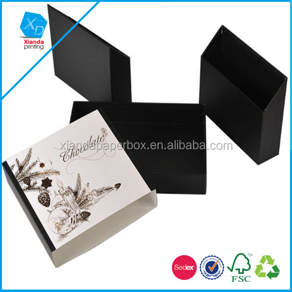 China Chocolate Box With Fancy Paper Wholesale 🇨🇳 - Alibaba