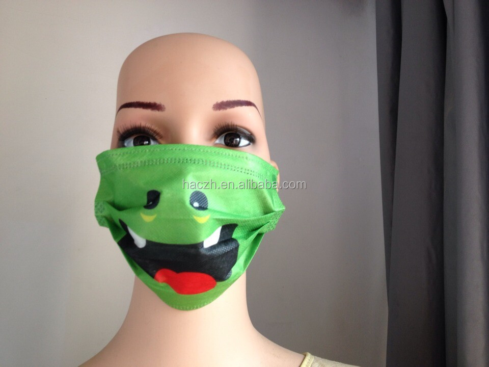 Medical Face Mask With Design,Surgical Face Mask With Cartoon,Face