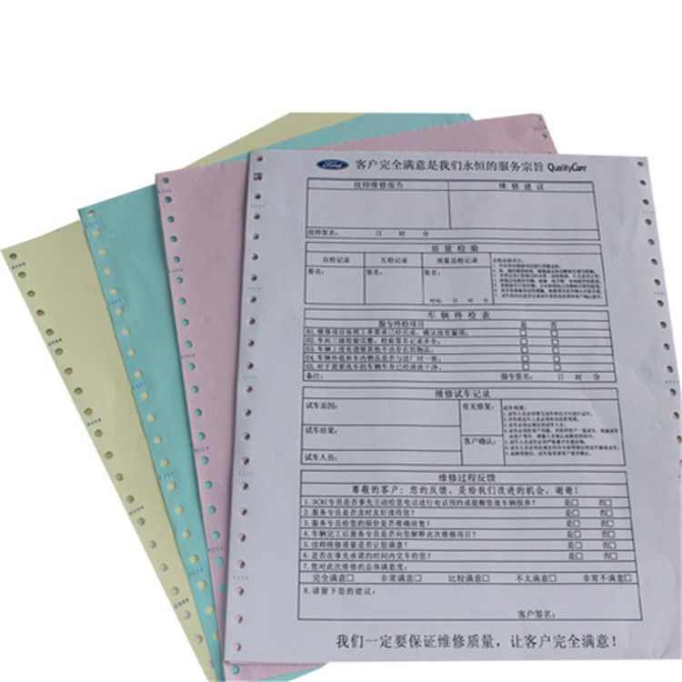 High Quality Continuous Paper Size/computer Print Copy Paper - Buy