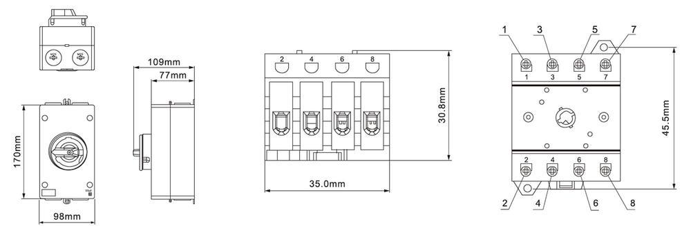 wiring 3 phase