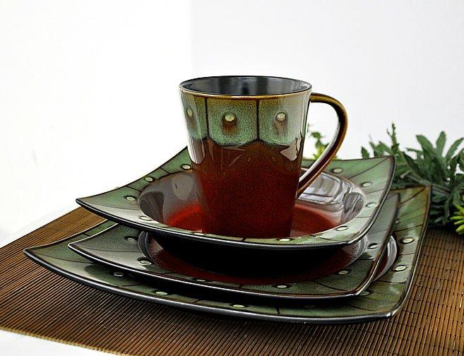 Stoneware Dinnerware Sets Stoneware Dinnerware Sets Best. SaveEnlarge & Stoneware Dinnerware Sets Clearance - Castrophotos