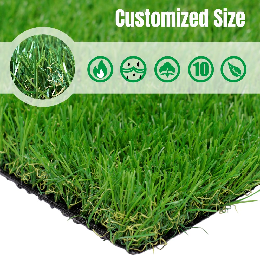 Buy Fake Grass Buy Pet Grow Realistic Artificial Grass Rug Customized Sizes