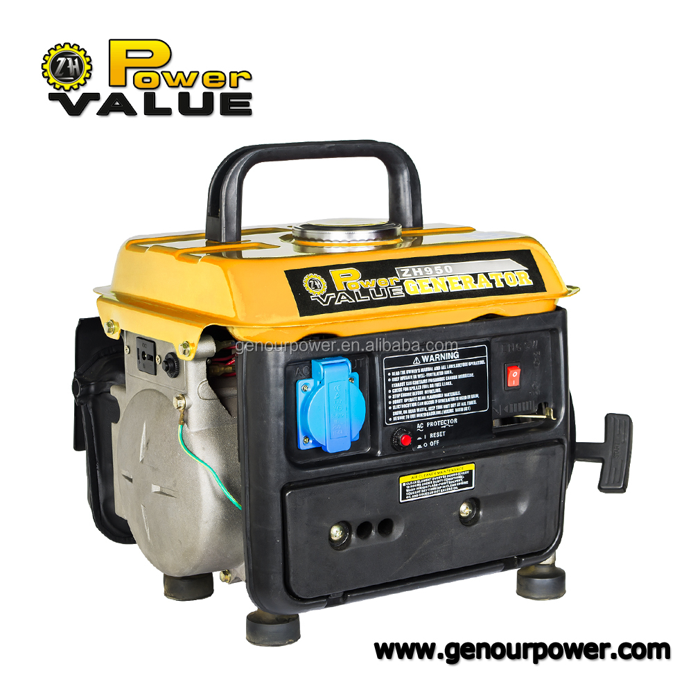 500 Watt Small Home Use Portable Generator 500 Watt Electric Generator View 500 Watt Generator Powervalue Product Details From Taizhou Genour Power Machinery
