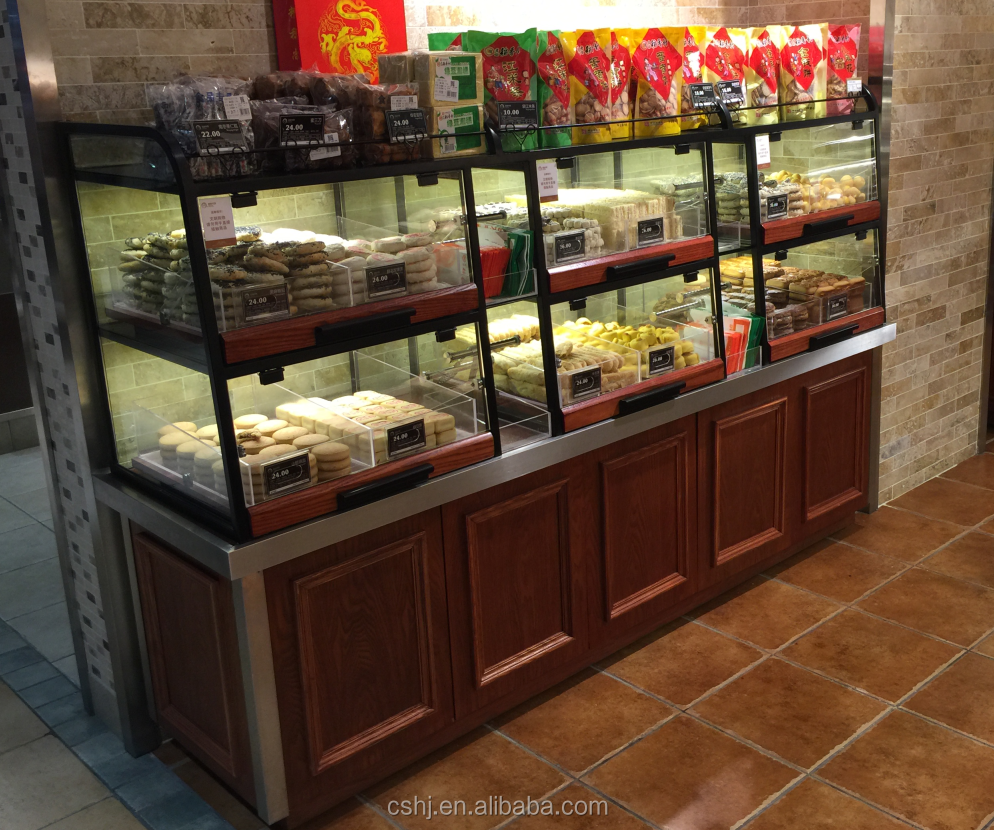 Bakery Display Cabinet Wall Along Display Cabinet For Bread Bakery Display Showcase In Cafe Shop Buy Bread Display Cabinet Bakery Display Bakery Showcase Product On