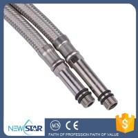 Stainless Steel Braided Flexible Hose For Washbasin - Buy ...