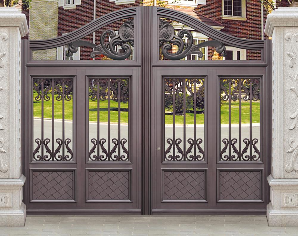 House Gate Designs/aluminum Door