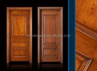 Wood Door For Bathroom And Bedroom Pictures - Buy Bedroom ...