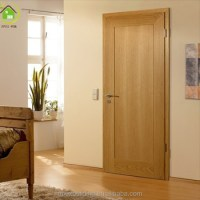 Doors For Hotel / Room Door Interior Veneered Cheap Price ...