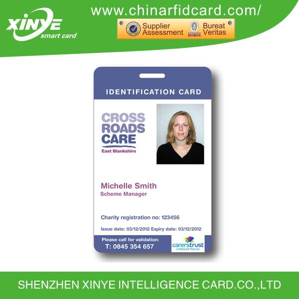 Company Id Sample - sample id cards