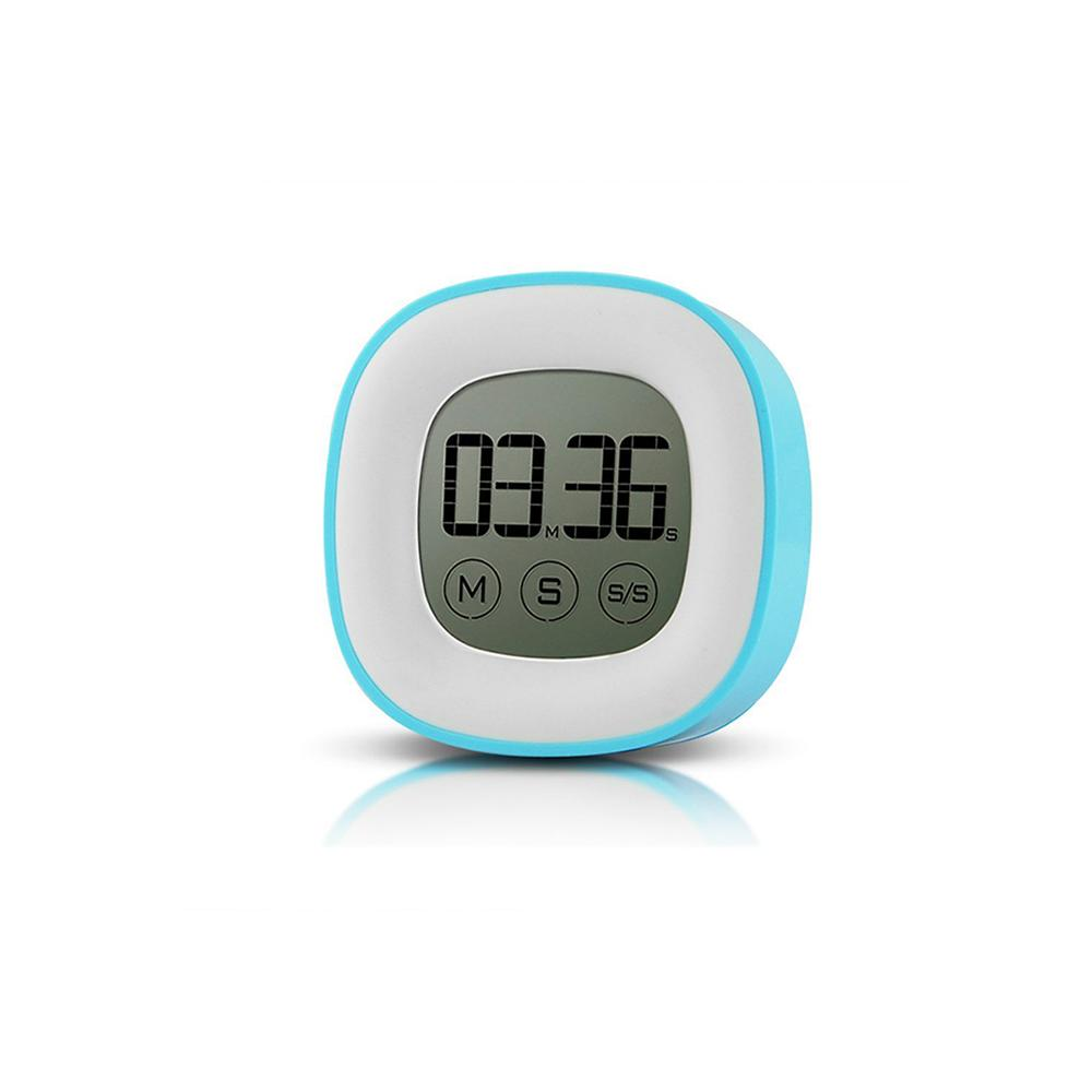 Alarm Timer Smart Touch Screen Lcd Display Magnetic Digital Kitchen Countdown Egg Timer Small Digital Oven Alarm Timer Buy Kitchen Timer Magnetic Small Digital