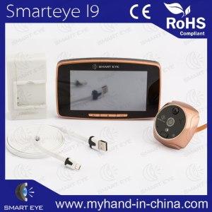 China manufacturer home security system hidden camera wifi doorbell camera