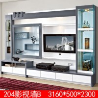 Living Room Furniture Modern Design Display Format Led Tv