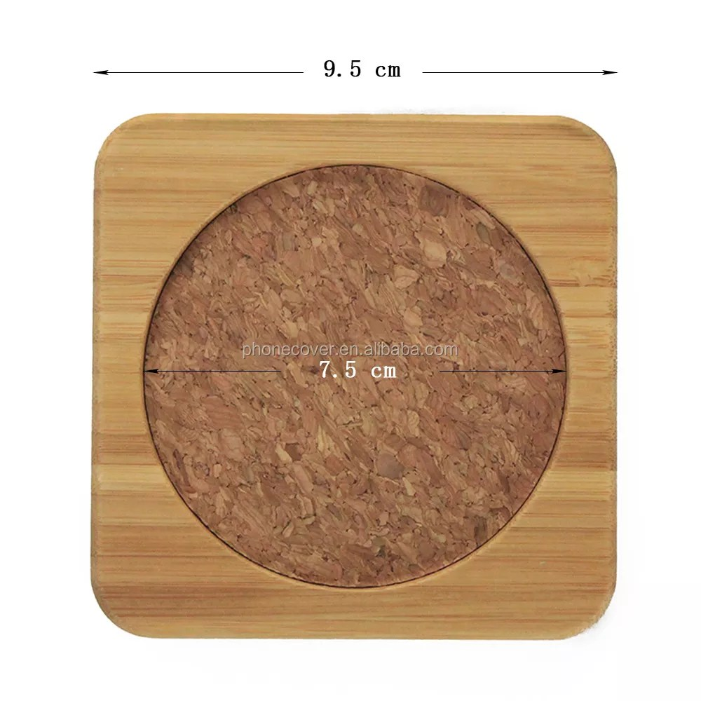 Wooden Coaster Holder Wood Cup Holder Supplier Wooden Bamboo Cork Pallet Coaster For Agate Glass Cup Lid Stand Buy Wood Coaster Coaster Holder Glass Coaster Product On