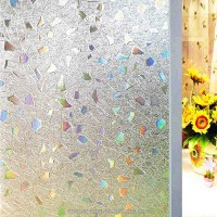 Stained Privacy Static Cling Glass Film Decorative Window