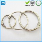Wholesale Binder Hinged Snap Rings Book Ring Loose Leaf Binder Ring