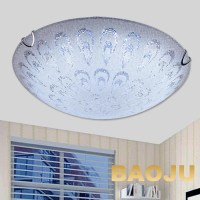 Round Light Covers. Round Replacement Ceiling Plastic ...