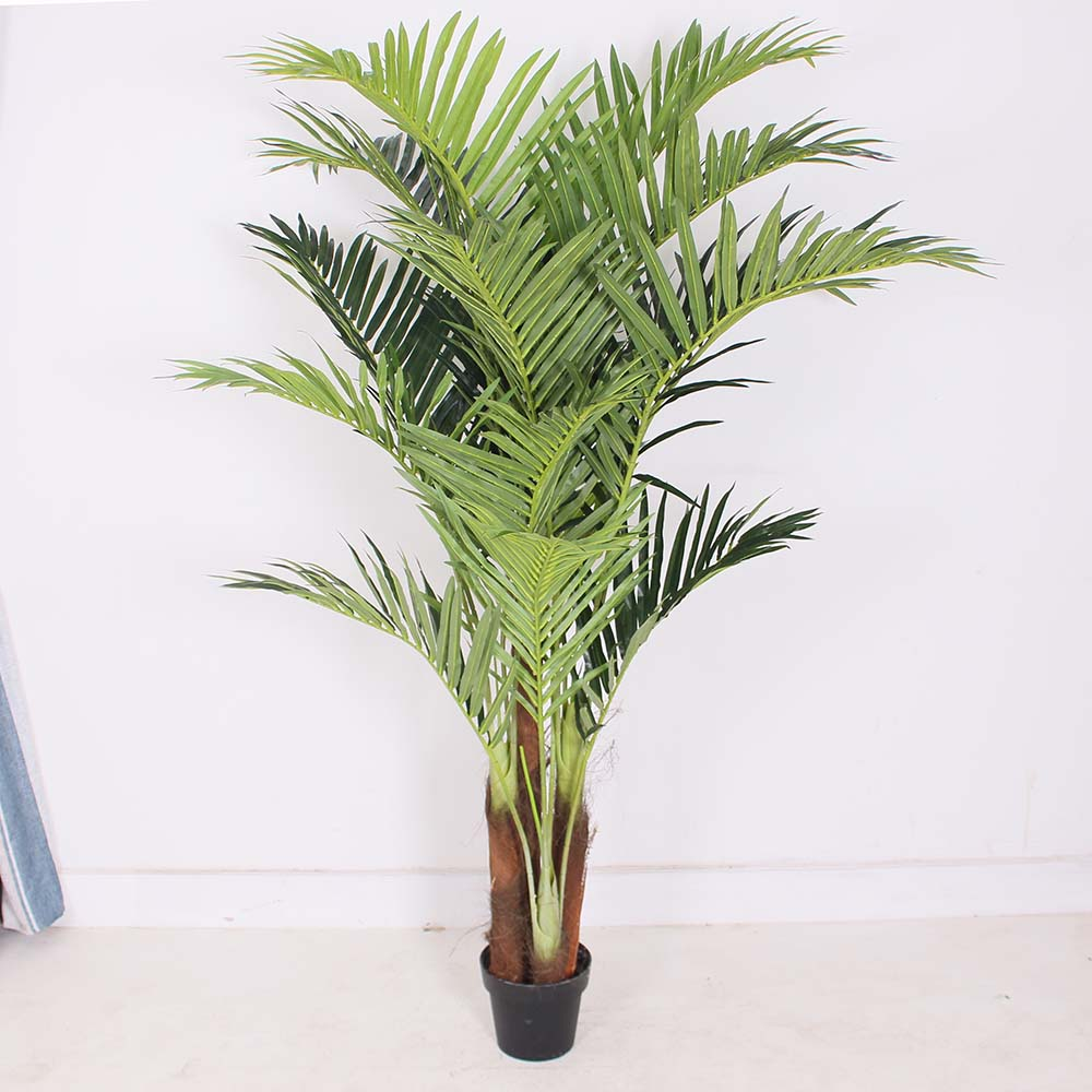 Artificial Areca Palm Tree Potted Plants Artificial Chrysalidocarpus Lutescens Bonsai Synthetic Indoor Coconut Tree Buy Artificial Chrysalidocarpus Areca Palm For Sale Areca Palm For Sale Suppliers And