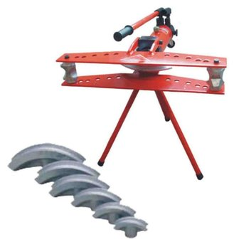 "Hydraulic Steel Pipe Bender 2"",Hand Drive"