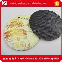 Recycled Felt Rubber Drink Coasters For Cup