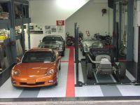 Anti- Rutsch Garage fliesen pvc Bodenbelge/billige ...
