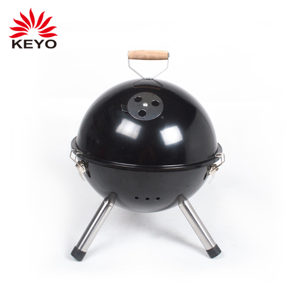 Small Barbecue Grill Highest Level Small Size Round Portable Barbecue Football Shaped Charcoal Bbq Table Grill Buy Table Grill Football Shaped Bbq Grill Bbq Grill