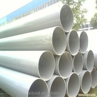 5 pouce pvc drainage tuyau/pvc tuyau de drainage de l'eau
