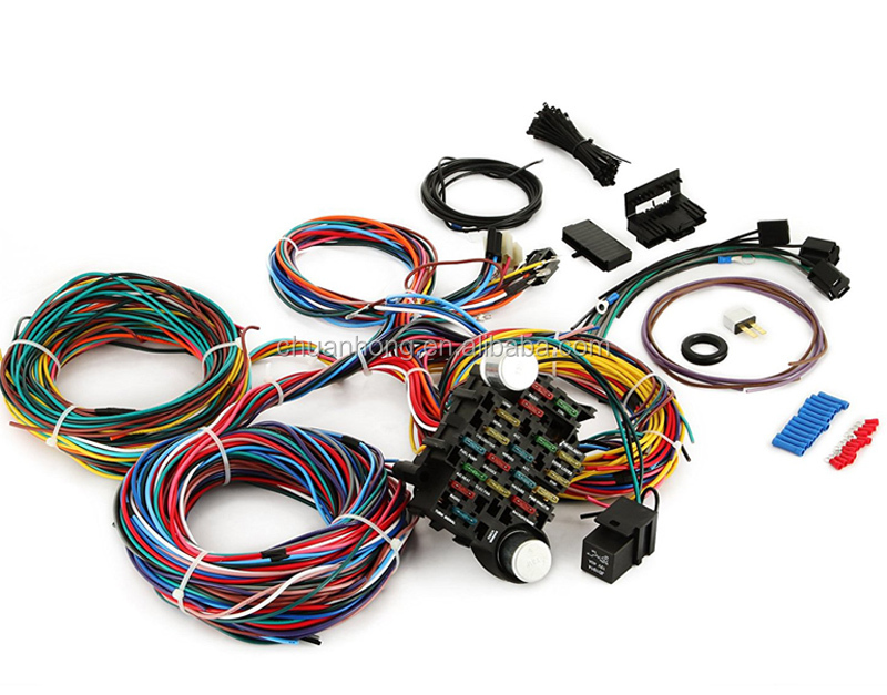 Universal Gm Wiring Harness Index listing of wiring diagrams